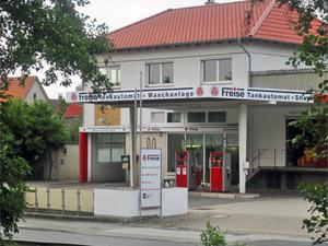 Tankstelle Tankautomat Seesen Goslar