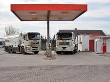 LKW-Tankstelle Seesen Goslar Harz
