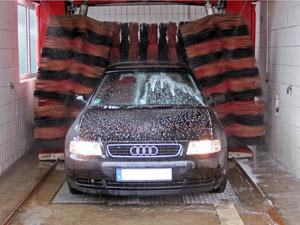 Auto Waschanlage Waschstraße Seesen Münchehof